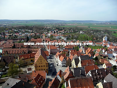 Nördlingen Germany
