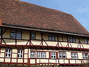 Timbered house, N�rdlingen