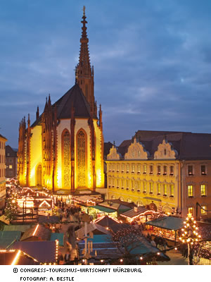 Christmas Markets along the Romantic Road in Germany