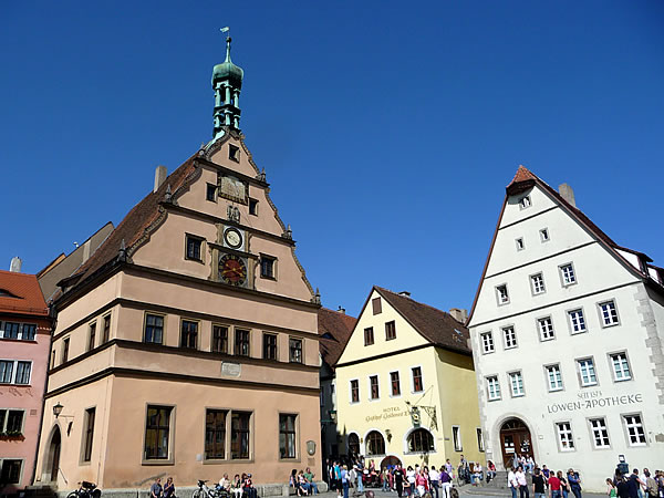 Rothenburg: Market Square